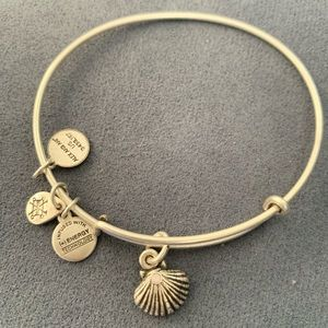 Alex and Ani Seashell Bracelet